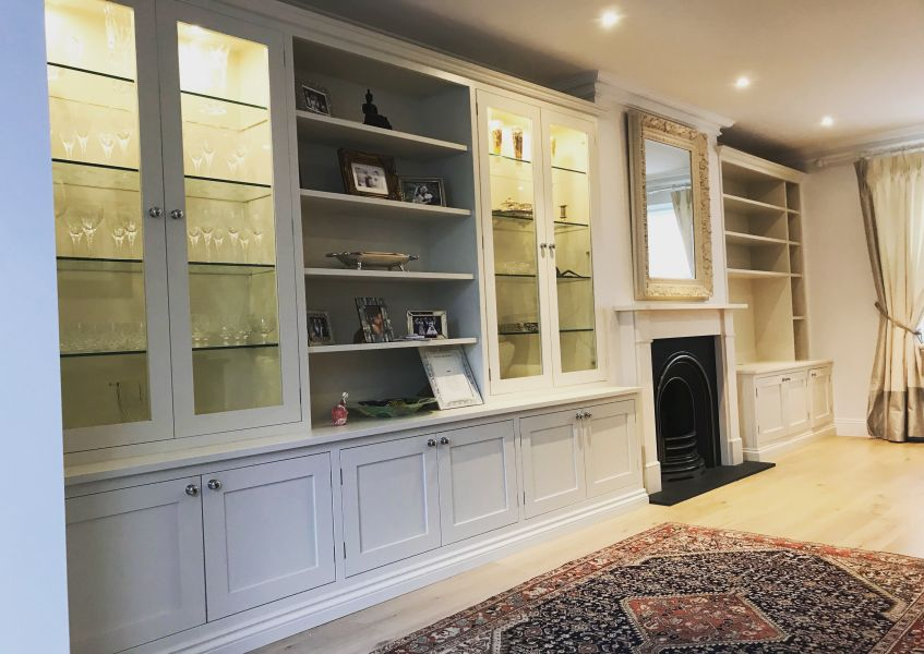 alcoves cabinets