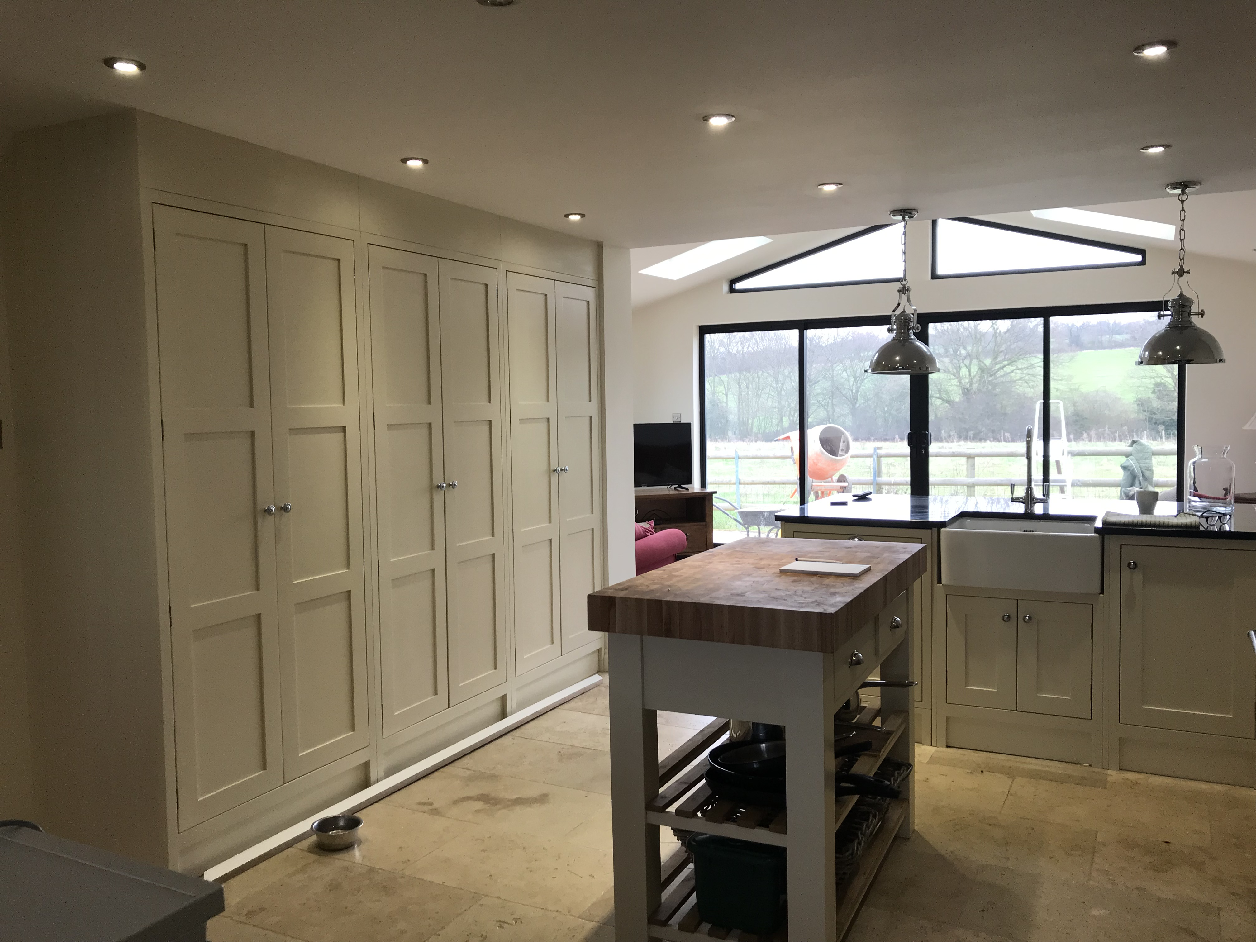 Kitchen Remodel Handcrafted Kitchens Clive Anderson Furniture