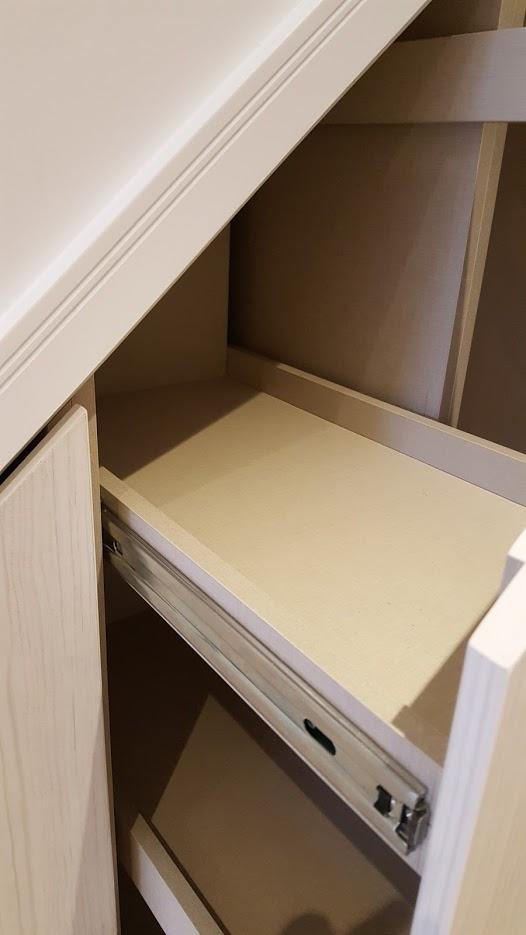Hidden storage solution